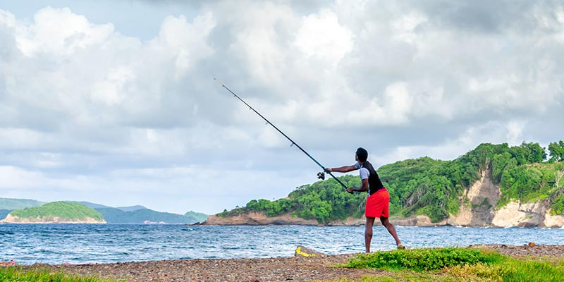 Fishing Villages, Martinique