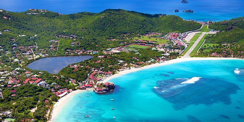 French-Flavored St-Barthélemy