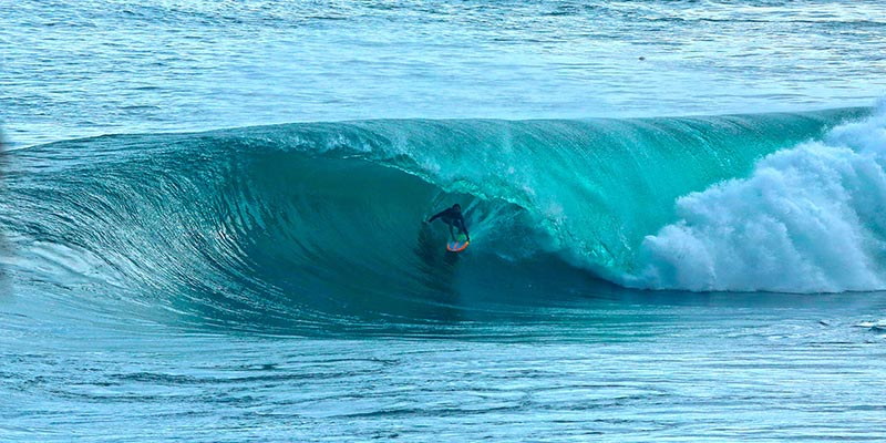 Surfing the Soup, Barbados