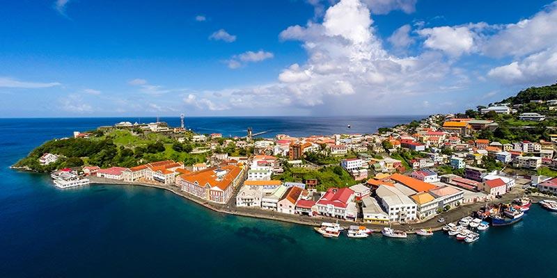 The Carenage, St George's, Grenada