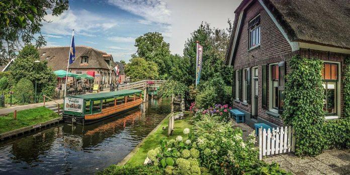 Holandsko selo bez puteva