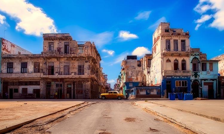 Ulice na Kubi