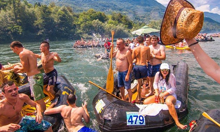 Drinska regata 2018