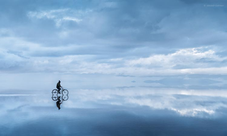 Najveće slano jezero na svetu