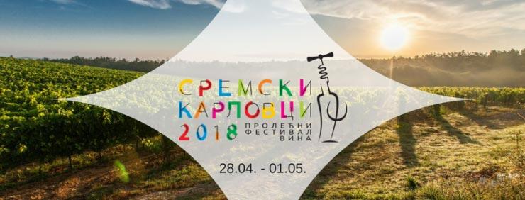 Prolećni festival vina u Sremskim Karlovcima