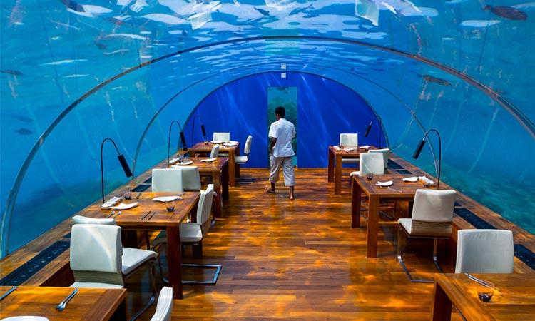 Restoran ispod okeana
