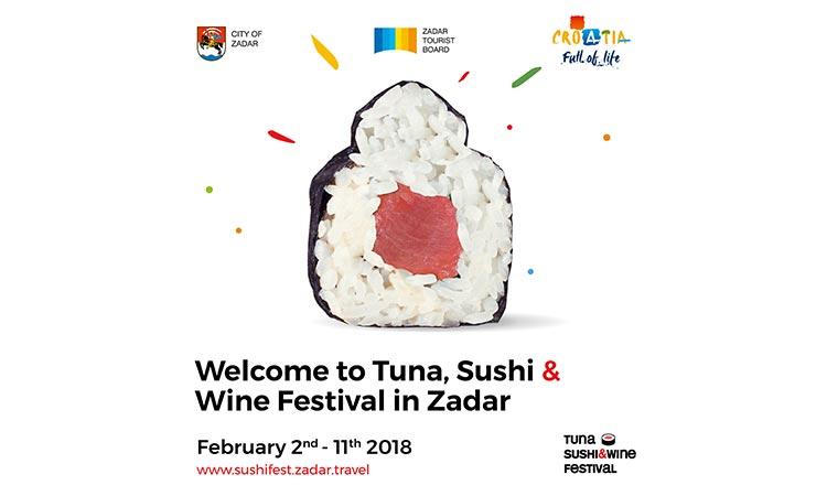 Tuna Sushi & Wine Festival 2018