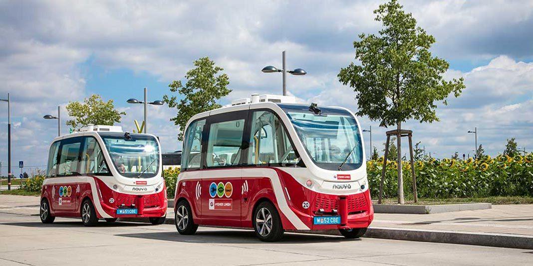 Autobusi bez vozača