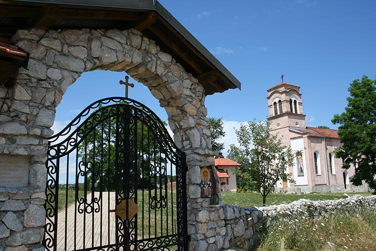 Crkve i manastiri na Zlatiboru