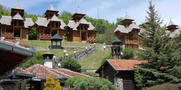 Seoski turizam na Zlatiboru