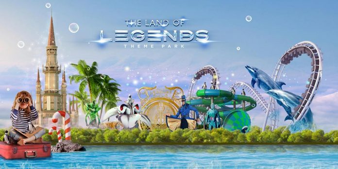 The land of legends
