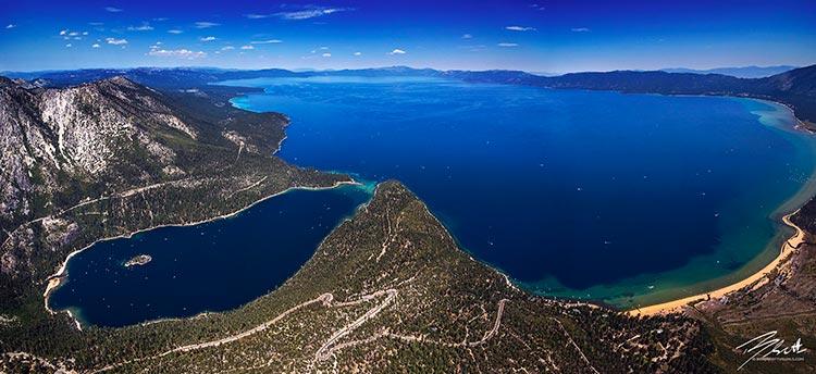 Jezero Tahoe