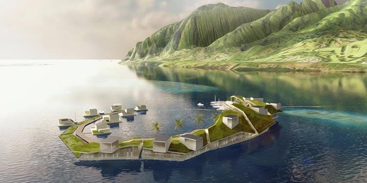 Prvi plutajući grad