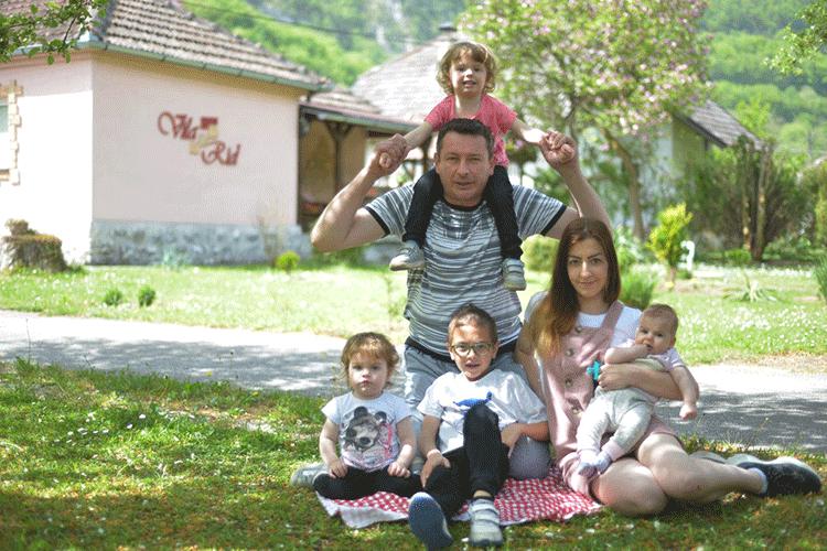 Putovanja zbližavaju porodicu
