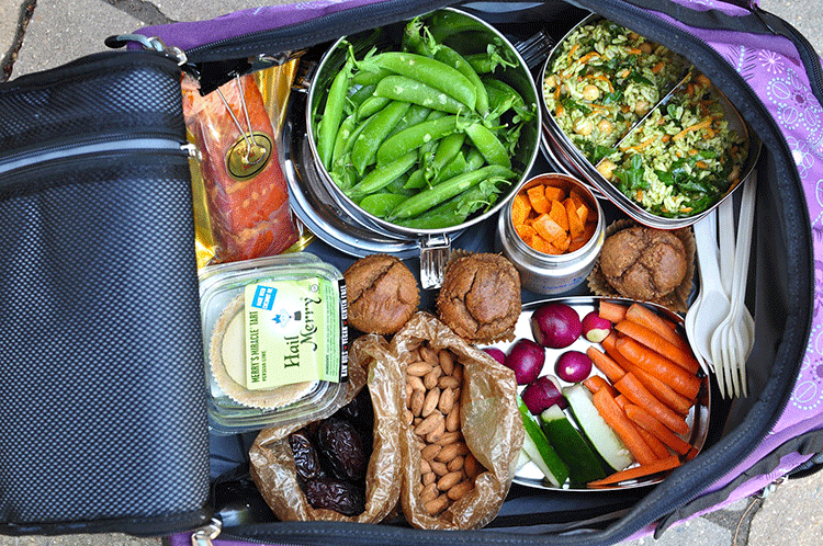 Zdrava ishrana tokom putovanja