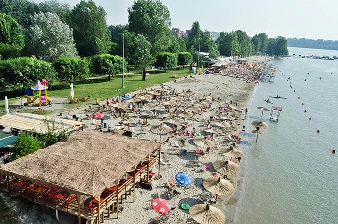 Leto u Srbiji